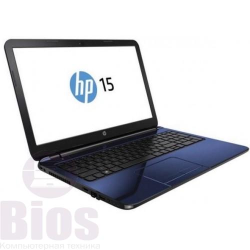 "Ноутбук бу 15,6"" HP 15 Intel Core i3-4010U /Ram 4GB/HDD320GB/сенсорный экран"