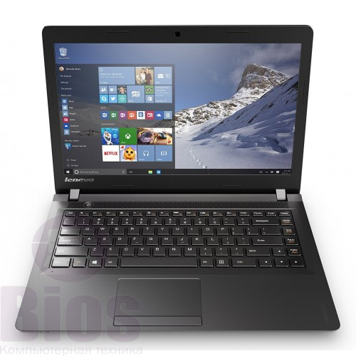 Ноутбук бу Lenovo IdeaPad 100/ Intel Pentium 3825U ( 1.90 GHz)/4Gb/1Tb/nVidia GeForce 920M с 1 Gb