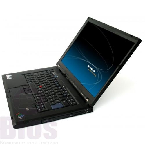 "Ноутбук бу Lenovo T61p 14,1""/Core 2 Duo T7700/RAM 3GB/HDD 250GB/Video Int"