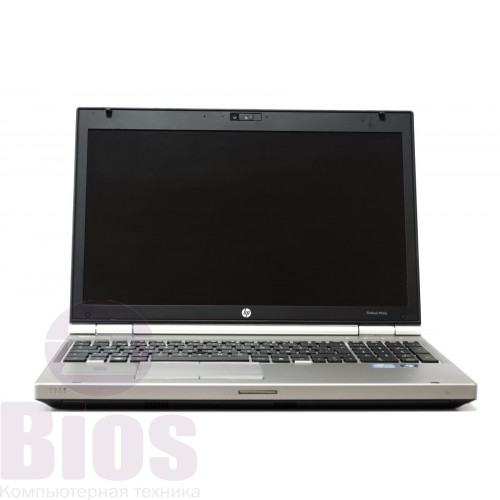 "Ноутбук Б/у HP 8560p 15,6"" i5-2540m/8 GB/320GB HDD/AMD Radeon 6470m 1GB"