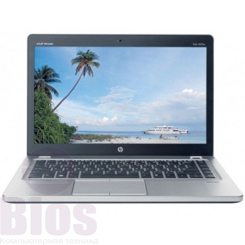 "Ноутбук бу 14""  HP EliteBook Folio 9470m / i5 3427U / Ram 8gb / HDD 500gb"