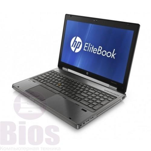 Игровой ноутбук бу HP 8560W / Core i5-2540m / ram 4Gb / HDD 320Gb / AMD FirePro m5950 1 Gb + подарок