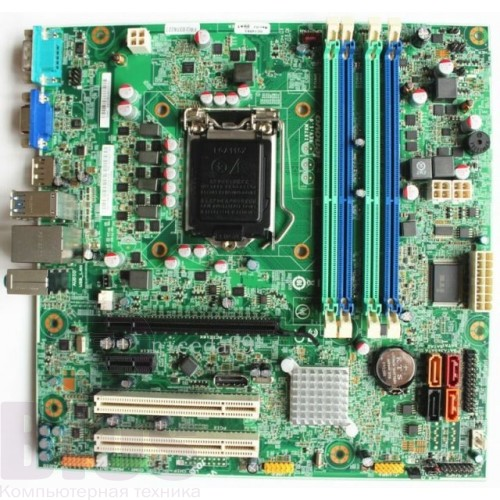 Материнская плата бу Lenovo  s1155