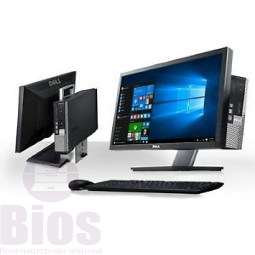 "Комплект Б/у All in one 22"" Dell 7010 I3-3220/RAM 4 gb/ HDD 320 gb"