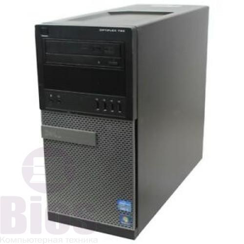 Компьютер игровой Б/у  Dell 790  i3 2100 /Ram 8 /HDD 500/ RX 550 4gb