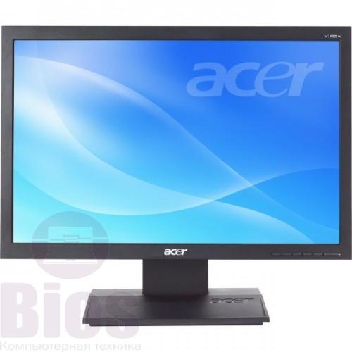 """Монитор бу 19"""" Acer v193A"""