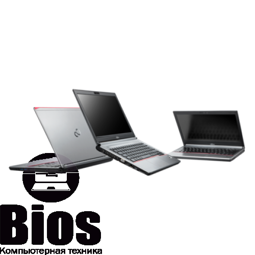 "Ноутбук Б/у 15,6""  Fujitsu LIFEBOOK E756 Intel Core i5 6200/RAM 8 gb/SSD 250 gb/HDD 500 gb"