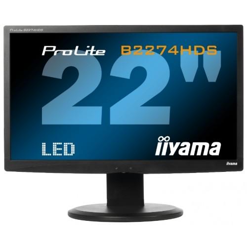 """Монитор бу 22"""" Iiyama ProLite Business B2274HDS"""