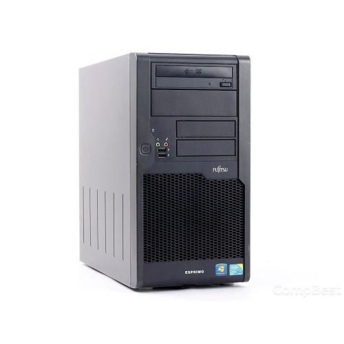 Системный блок Б/у Fujitsu p9900 Intel Core i5 650/RAM 4 Gb/HDD 320 Gb