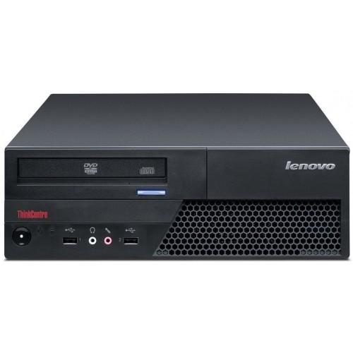 Компьютер Б/у  Lenovo M58 Core 2 Duo E8400 /Ram 4 gb/HDD 250 gb