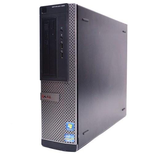 Компьютер бу Dell Optiplex 390 Core i5 2400/ 8 ГБ/ HDD 500 ГБ