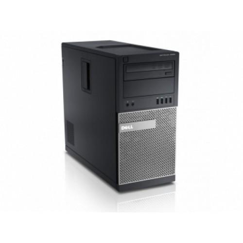 Игровой Компьютер Бу Dell Optiplex 7010 /xeon e3 1230/ RAM 16 GB / SSD 512 GB / Radeon 570 4 gb