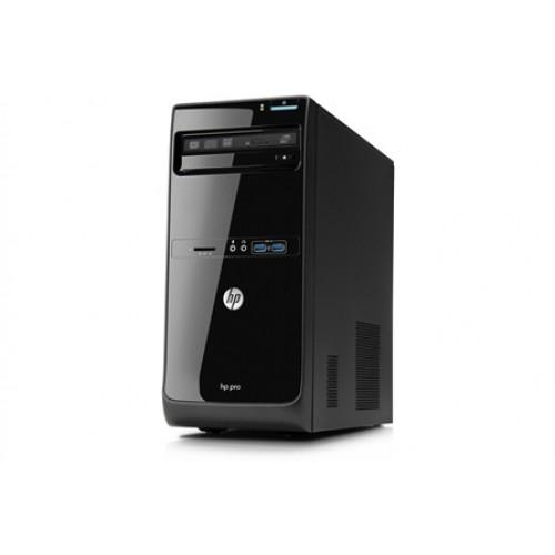 Игровой компьютер БУ  Hp 3500  i5 3470/ RAM 8gb/ ssd120gb / HDD 500gb /Video AMD RX 560 2b