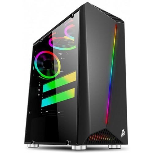 Игровой компьютер Бу /Core I7 4790/RAM 16 GB/SSD 240/HDD 500/GeForce GTX1060 6gb/ATX 500W