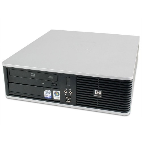 Компьютер Бу HP 7800 Intel Core2duo E5200 / Rам 4Gb / HDD 80Gb