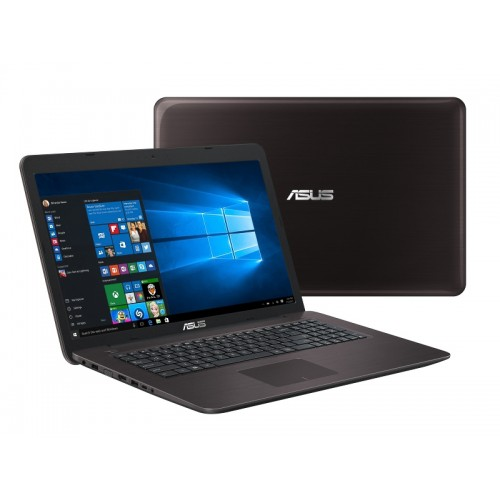 "Игровой ноутбук Б/у 17,3"" Asus F756 Core i5 6200/RAM 8 gb/SSD 250gb/Video GF 920m 2 gb"