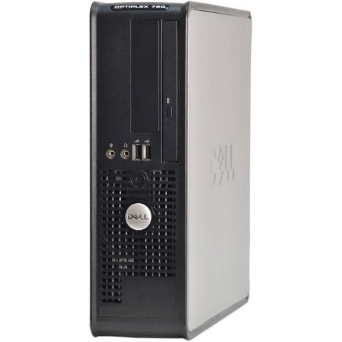 Компьютер Бу Dell 780 Desktop Core2Duo E8400 3,0GHz/2Gb/320Gb