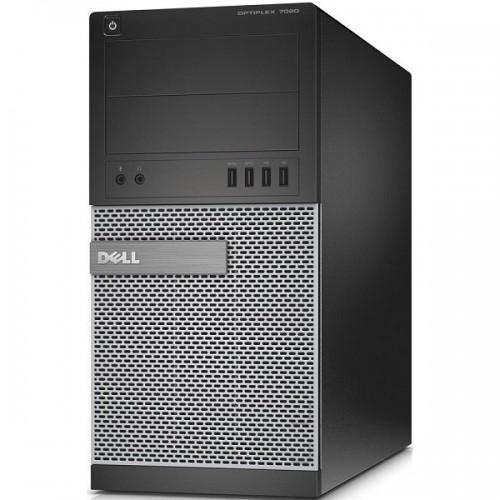 Компьютер игровой Б/у Dell 7010 Intel Core I7 3770/ram 8 gb/ssd 120/ HDD 250 gb/GTX 1060 6 gb