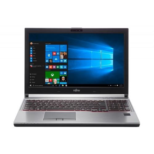 """Игровой Б/у  Ноутбук Fujitsu H760 15,6""""/Core i7 6820HQ/RAM 16 Gb/SSD 240gb/HDD 500GB/Quadro 1000M/Full HD IPS"""