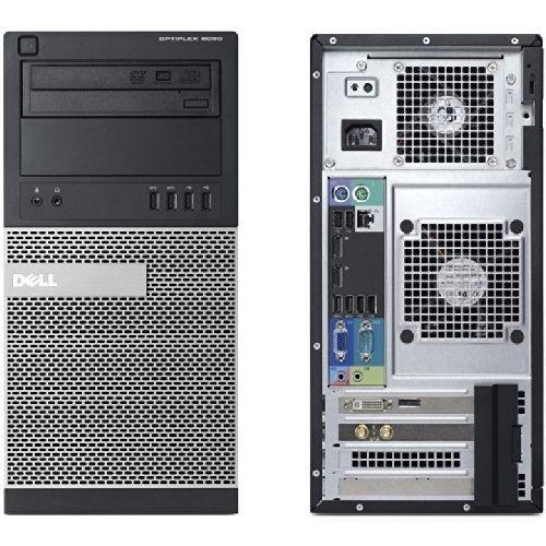 Компьютер Б/у Dell 9020  Intel Core I5 4430/RAM 8gb/HDD 500
