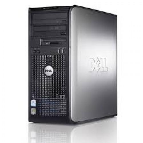 Компьютер Бу Dell 380 Desktop Core2Duo E8400 /RAM 4Gb/HDD 320Gb/Intel HD