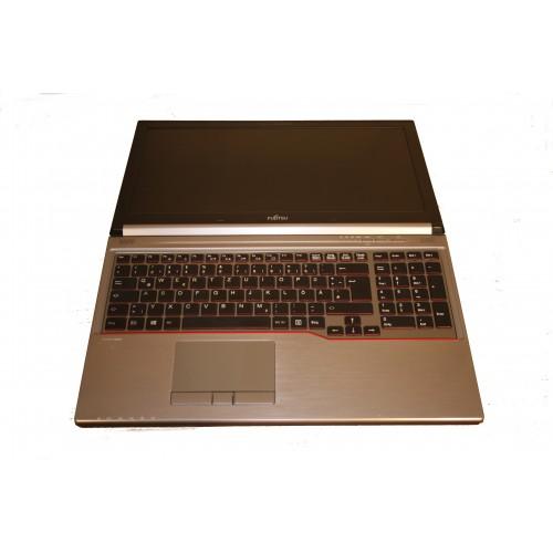 "Игровой бу Ноутбук Fujitsu H730 15,6""/Corei7 4800MQ/RAM 8 Gb/SSD 250gb/Quadro K1100M/Full HD IPS"