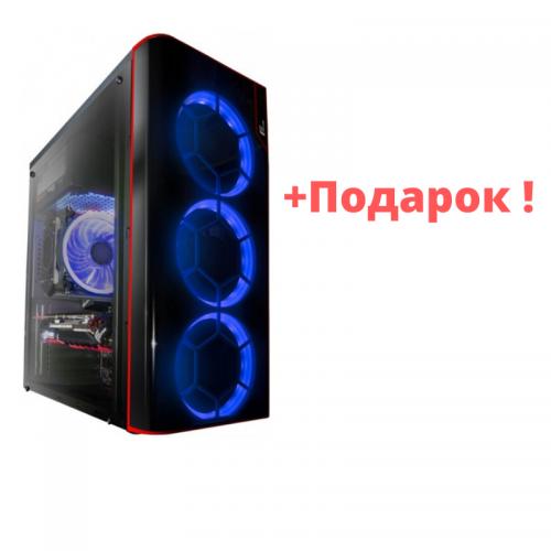 Игровой компьютер Бу /Core I7 4770/RAM 16 GB/SSD 240/HDD 500/GeForce GTX1070 8gb/ATX 500W+ Подарок мышка Logitech G102