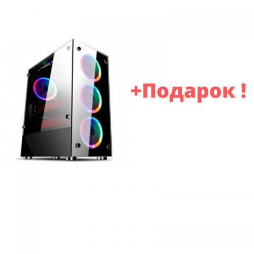Игровой Компьютер Б/у Intel Core i5 4570 / RAM 16 gb / SSD 240gb / HDD 500 gb/GF 1060 6gb/БП 500w/+ Подарок мышка Logitech G102