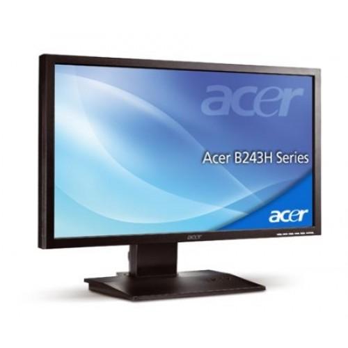 """Монитор 24"""" бу Acer b243h Full HD"""