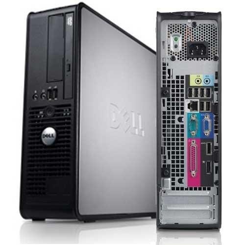 Компьютер бу Dell 760 Core 2 Duo E7300/4Gb/160Gb