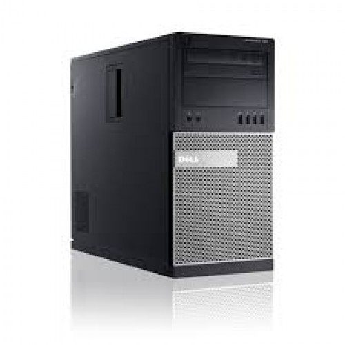 Игровой Компьютер бу Dell Optiplex 790 / Intel Xeon E3-1220 / RAM 16 GB / SSD 250 / R7 250 2gb