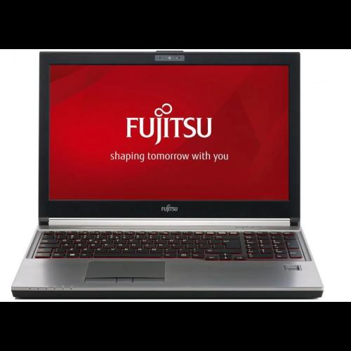 "Ноутбук Б/у 15,6""  Fujitsu LIFEBOOK E756 Intel Core i5 6200/RAM 4 gb/SSD 120GB"