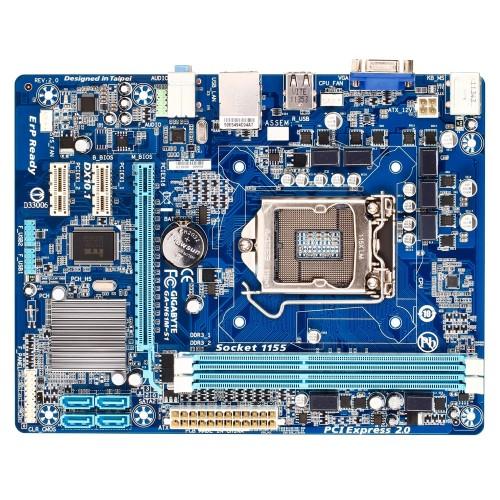 Комплект s1155 материнская плата + процессор Core i5-2500 б/у