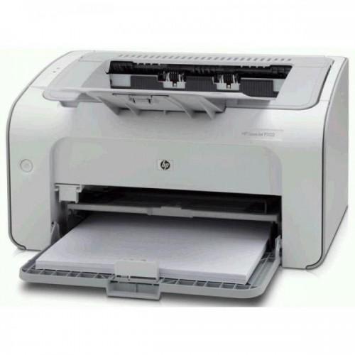 Принтер б/у лазерный HP 1102