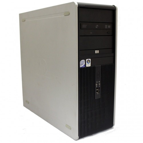 Компютер бу HP dc7800CMT/Intel Core 2 Duo е8400 (3Ghz)/4gB/320Gb/DVD Super Multi