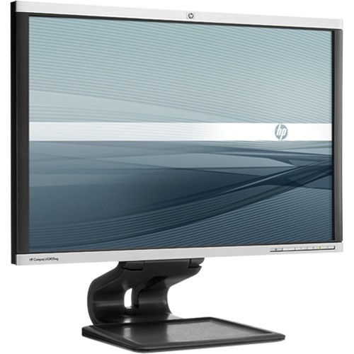 "Монитор бу 24"" HP LA2405wg Black"