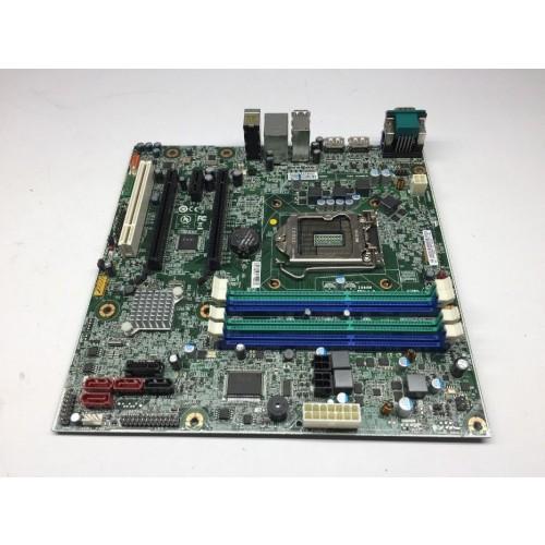 Комплект материнская плата бу Lenovo IS8XM   s1150+I7 4770
