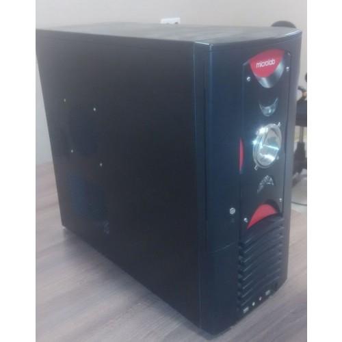 Игровой Компьютер бу  / Core i5 2400/ RAM 8 GB / HDD 500gb / видео новая GTX 1030 2 gb