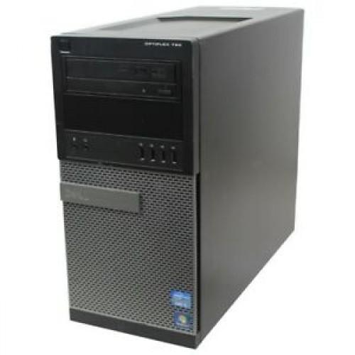 Компьютер игровой Б/у  Dell 790  i3 2100 /Ram 8 /SSD 120 / HDD 500/ GF750Ti 2gb