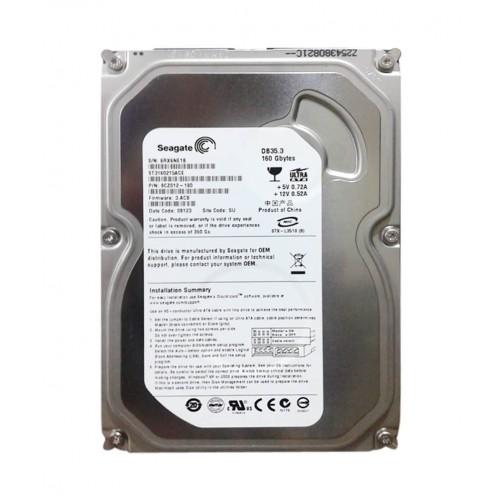 Жесткий диск бу HDD SATA 160Gb Seagate