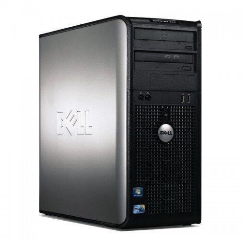 Компьютер бу Tower Dell780/ DualCore E 5500 2.8 GHz /2Gb/ 160Gb