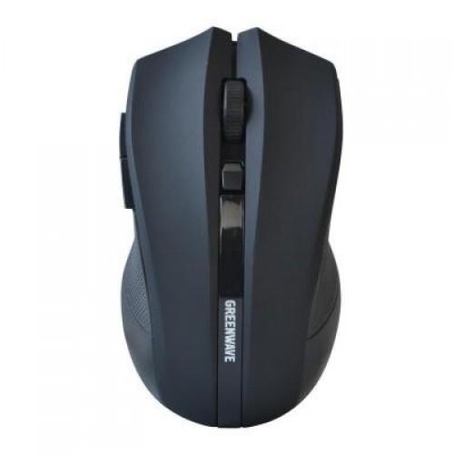 Беспроводная мышка Greenwave WM-1600 Black