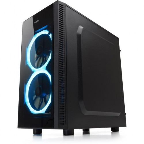 Игровой компьютер БУ i5 3470/ RAM 8gb/ Hdd 500gb/Video AMD RX550 2gb