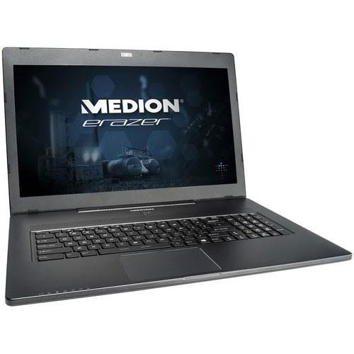 """Ігровий Ноутбук 17.3"""" б\в Medion x7615 Core i7 4720hq/RAM 16Gb/SSD 480GB/Video GTX 965m"""